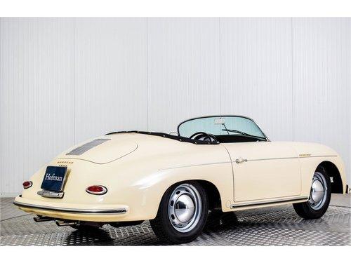 1960 Porsche 356 Speedster Vintage  For Sale (picture 2 of 6)
