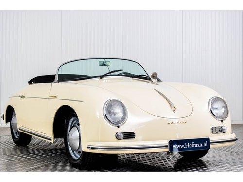 1960 Porsche 356 Speedster Vintage  For Sale (picture 3 of 6)
