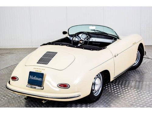 1960 Porsche 356 Speedster Vintage  For Sale (picture 6 of 6)