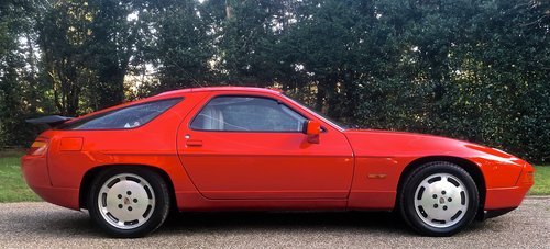 1990 PORSCHE 928 S4 GT COUPE AUTOMATIC For Sale (picture 2 of 6)