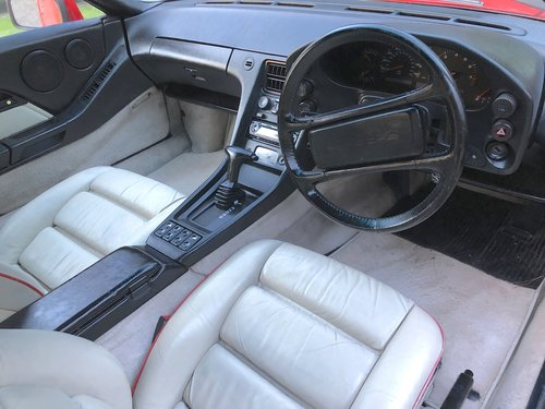 1990 PORSCHE 928 S4 GT COUPE AUTOMATIC For Sale (picture 6 of 6)