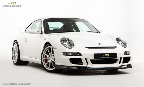 2007 PORSCHE 911 GT3 // FULL OPC HISTORY // EXTENDED CARBON PACK For Sale (picture 1 of 6)