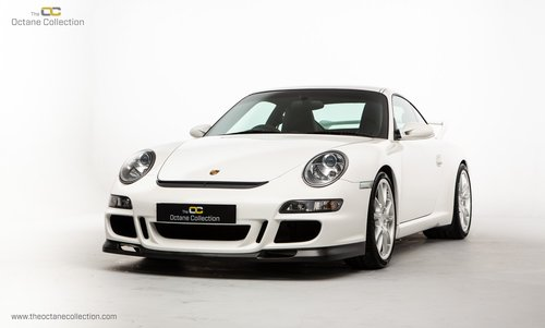 2007 PORSCHE 911 GT3 // FULL OPC HISTORY // EXTENDED CARBON PACK For Sale (picture 2 of 6)