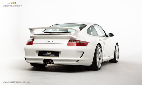 2007 PORSCHE 911 GT3 // FULL OPC HISTORY // EXTENDED CARBON PACK For Sale (picture 3 of 6)
