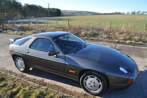 1989 PORSCHE 928S 4 / 928 S For Sale (picture 1 of 6)