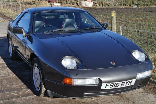 1989 PORSCHE 928S 4 / 928 S For Sale (picture 6 of 6)