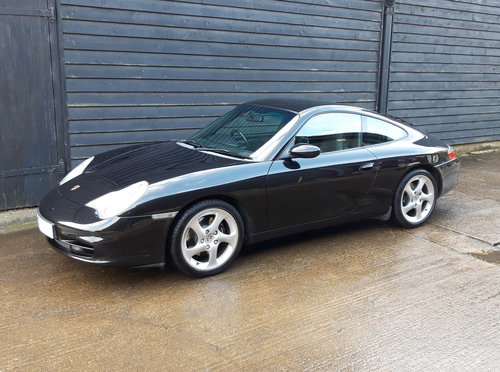 2003 PORSCHE 911/996 3.6 CARRERA 2 COUPE Hartech Engine & IMS   SOLD (picture 3 of 6)