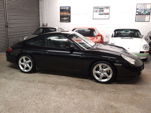 2003 PORSCHE 911/996 3.6 CARRERA 2 COUPE Hartech Engine & IMS   SOLD (picture 6 of 6)
