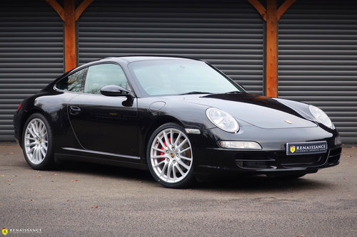 2007 Porsche 911 (997) C4S Coupe - FSH, IMS & RMS replaced For Sale (picture 1 of 6)