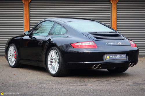 2007 Porsche 911 (997) C4S Coupe - FSH, IMS & RMS replaced For Sale (picture 2 of 6)
