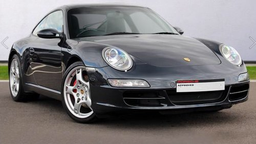 2005 Porsche 911 S 997 Manual + rare chrono sports pack For Sale (picture 1 of 6)