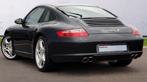 2005 Porsche 911 S 997 Manual + rare chrono sports pack For Sale (picture 2 of 6)
