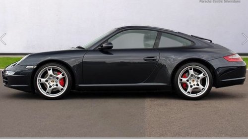2005 Porsche 911 S 997 Manual + rare chrono sports pack For Sale (picture 3 of 6)