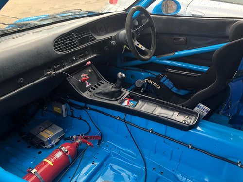 Porsche 968 Racing Car 1994 For Sale (picture 3 of 6)
