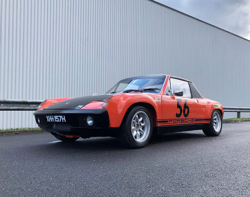 1970 Porsche 914/6 GT For Sale (picture 1 of 6)