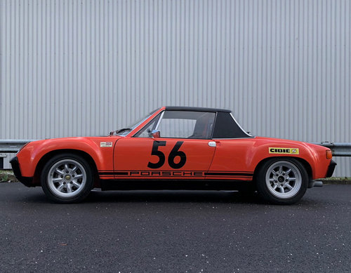 1970 Porsche 914/6 GT For Sale (picture 2 of 6)