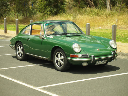 1965 PORSCHE 911 - Original RHD - Chassis #302914 For Sale (picture 1 of 6)