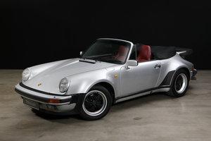 1989 Porsche 911 930 Turbo 3.3 ltr Convertible For Sale