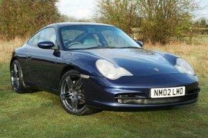 2002 Porsche 911 3.6 996 Carrera 4 Coupe Manual SOLD