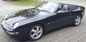 1993 Rare 6 speed manual 968 Convertible with UK spec. For Sale