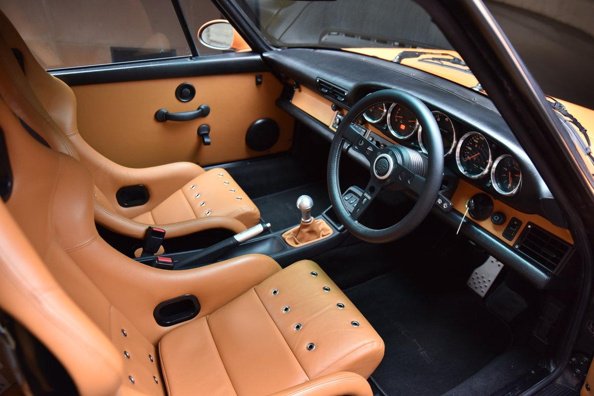 1989 PORSCHE 911 / 964 CARRERA 4 MANUAL (CREDIBLE SINGER CLO SOLD (picture 5 of 6)