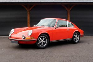 1969 Porsche 911E: 16 Feb 2019 For Sale by Auction