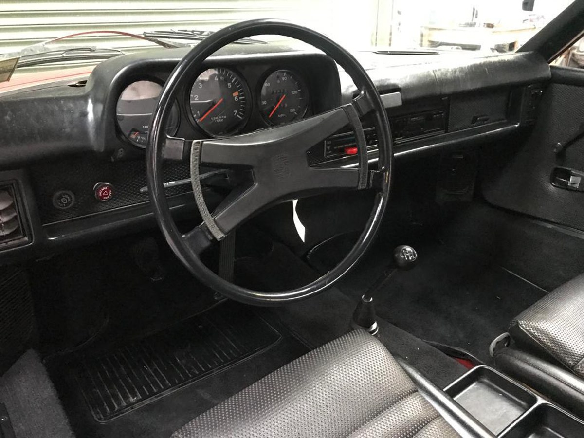 1974 Porsche 914: 16 Feb 2019 For Sale by Auction (picture 2 of 3)