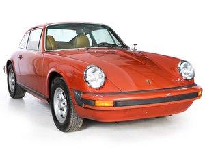 1975 Porsche 911S 2.7: 16 Feb 2019 For Sale by Auction
