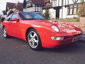1994 Porsche 968 Coupe: 16 Feb 2019 For Sale by Auction