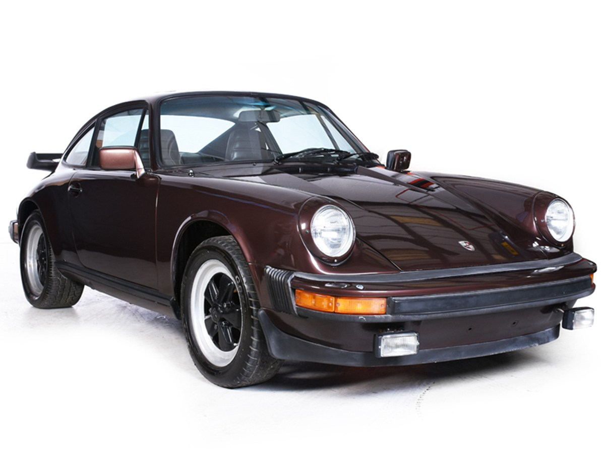 1982 Porsche 911 SC: 16 Feb 2019 For Sale by Auction (picture 1 of 6)