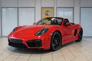 2016/16 Porsche Boxster (981) 3.4 GTS For Sale