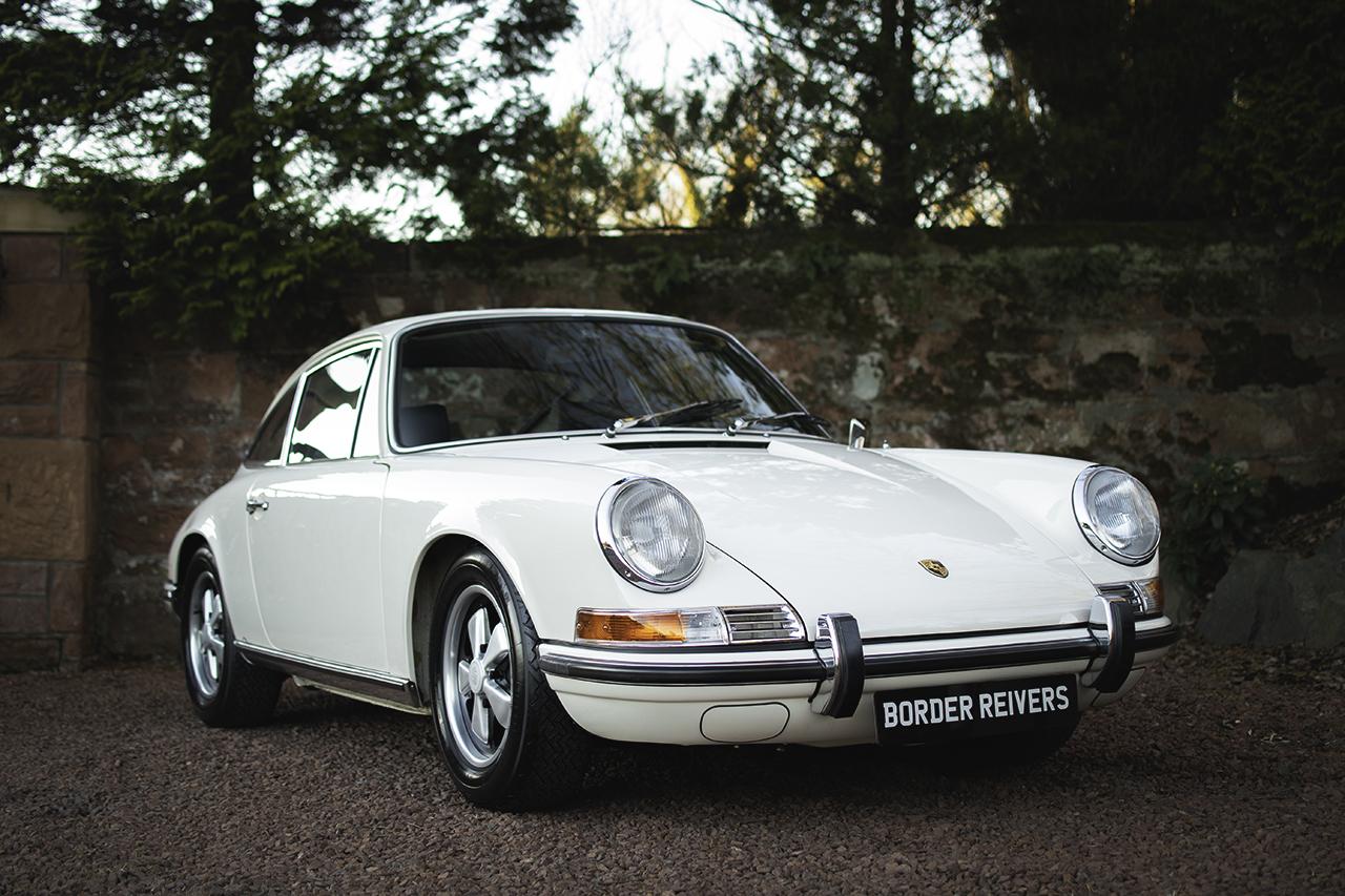 Porsche 911T Superb fresh restoration in LHD 1972 For Sale (picture 1 of 6)