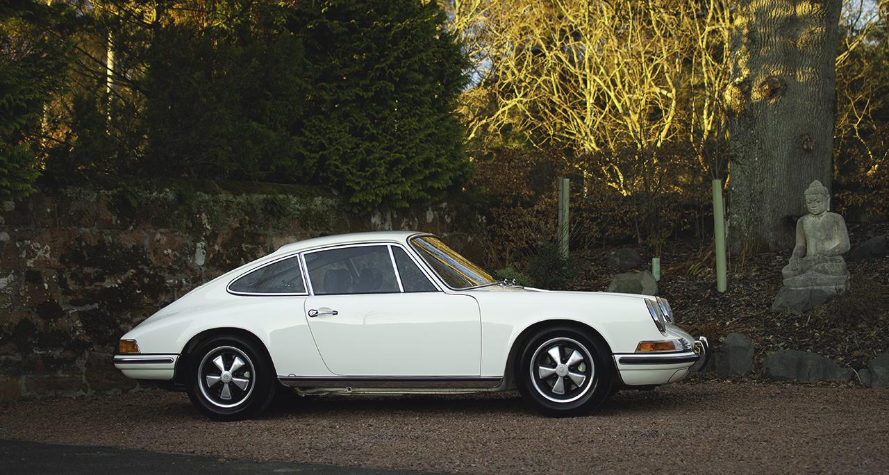 Porsche 911T Superb fresh restoration in LHD 1972 For Sale (picture 2 of 6)