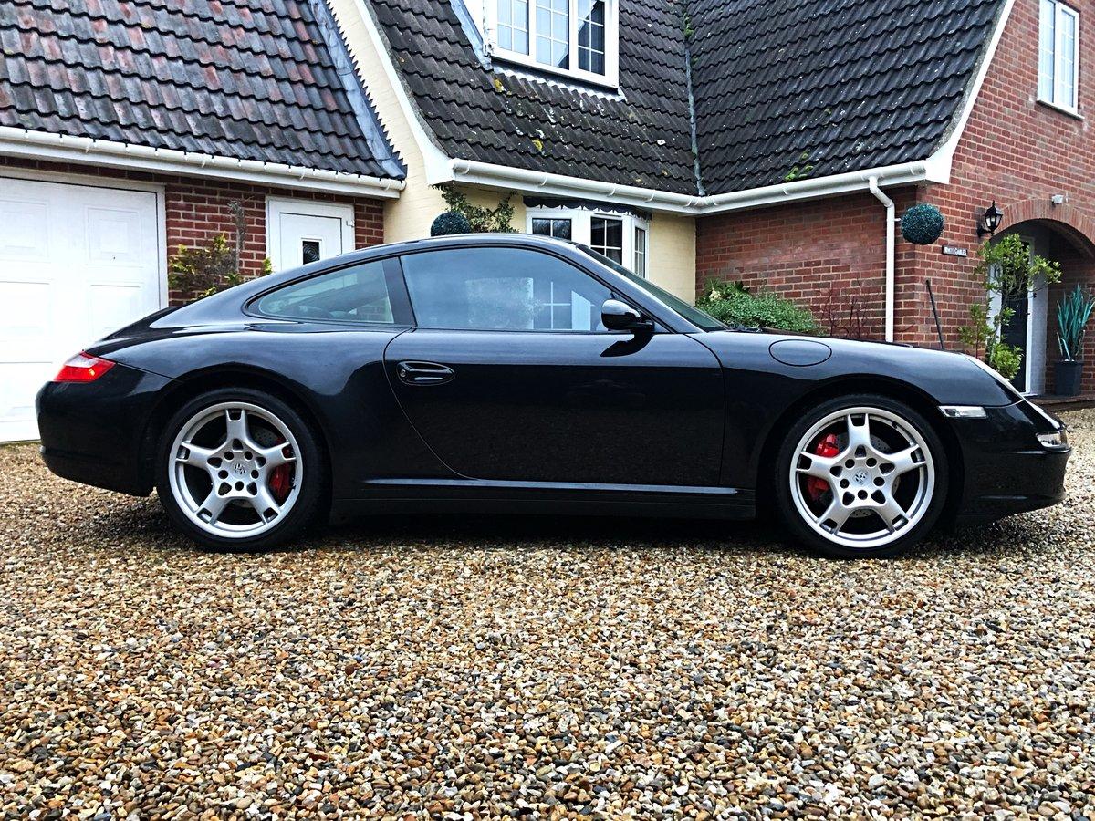 2006 Porsche 911 997 3.8 Carrera 4S AWD 355 BHP  For Sale (picture 2 of 6)