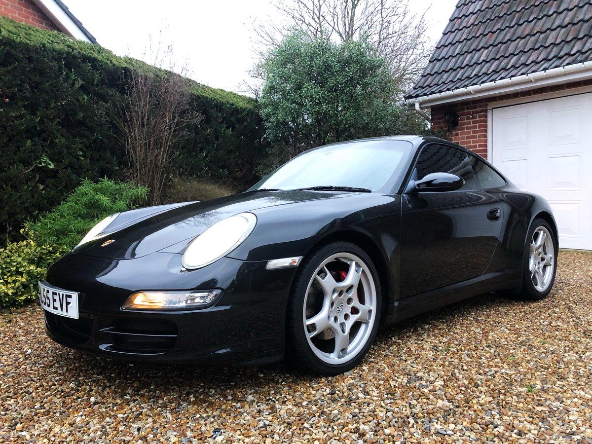 2006 Porsche 911 997 3.8 Carrera 4S AWD 355 BHP  For Sale (picture 3 of 6)