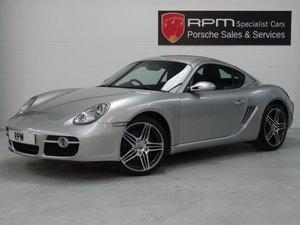 2008 Porsche Cayman 2.7 For Sale