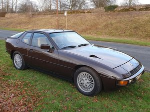 1980 Porsche 924 Turbo Series 1 For Sale