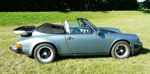 1983 GORGEOUS RHD 911SC CABRIO AVAILABLE IN GERMANY For Sale