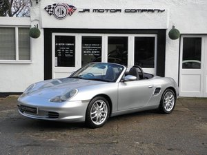Picture of 2002 Porsche Boxster 2.7 Manual in Polar Silver 67000 Miles! SOLD