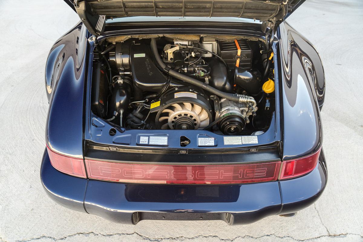 1994 Porsche 964 Carrera 4 Widebody  For Sale (picture 5 of 6)