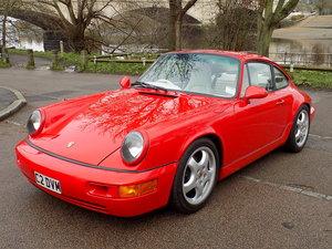 1989 PORSCHE 911 (964) CARRERA 2 COUPE For Sale