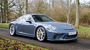 2018 Porsche 911 GT3 Touring - Only 697 Miles SOLD