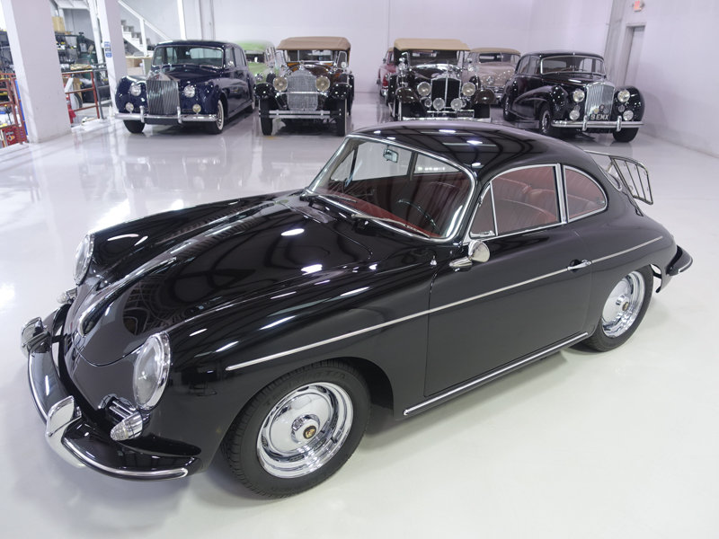 1963 Porsche 356B Super Coupe by Karmann For Sale (picture 2 of 6)