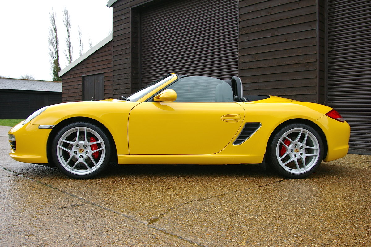 2010 Porsche 987 Boxster S 3.4 24V 6 Speed Manual (27,323 miles) SOLD (picture 2 of 6)