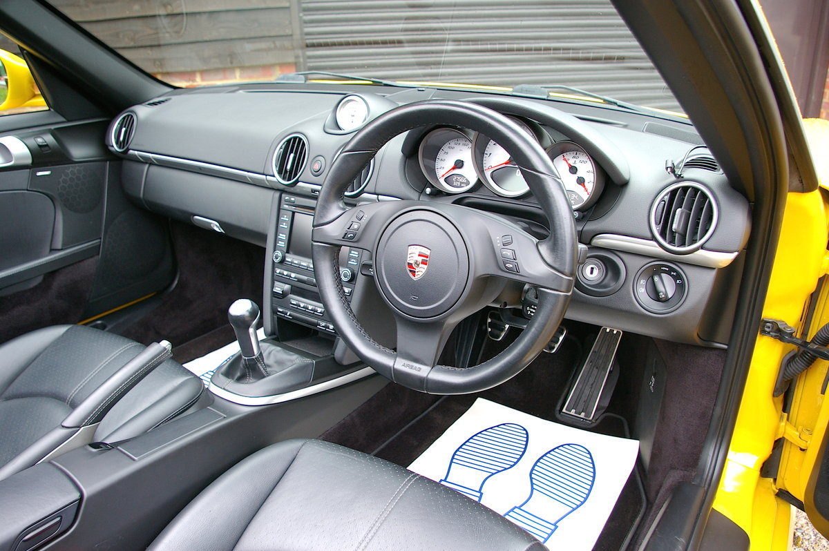 2010 Porsche 987 Boxster S 3.4 24V 6 Speed Manual (27,323 miles) SOLD (picture 5 of 6)