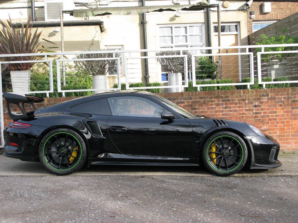 2018, PORSCHE 991.2 GT3 RS,BASALT BLACK For Sale
