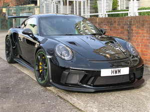2018- PORSCHE 991.2 GT3 RS-BASALT BLACK For Sale