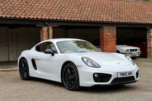 2015 Porsche Cayman PDK *6k, Perfect Condition*