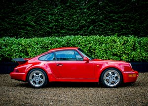 1993 Porsche 911 / 964 Turbo SOLD by Auction