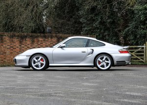 2003 Porsche 911 / 996 Turbo SOLD by Auction